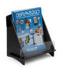 Flat Pack Literature Dispenser for Information Centers