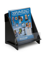 Wide Flat Pack Literature Dispenser