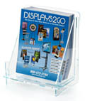 Trade Show Knock Down Magazine Holder