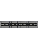 4-Monitor Wall Mount for Universities