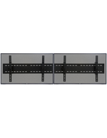 2-TV Wall Bracket for Convention Centers