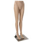 Lower Body Female Mannequin with Durable Metal Base