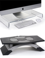 Monitor Risers for Desks