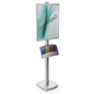 22x28 Pedestal Poster Stand for Floor