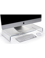 Modern Acrylic Monitor Stand