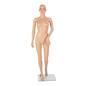 Full Body Female Mannequin with Bent Arm