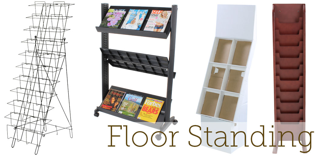 Magazine Rack Shop | Wholesale Stands & Displays for Sale