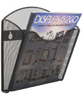 Mesh Brochure Holder for Wall & Waiting Rooms