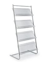 Mesh Magazine Rack