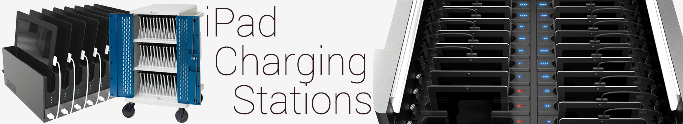 mobile tablet charging stations