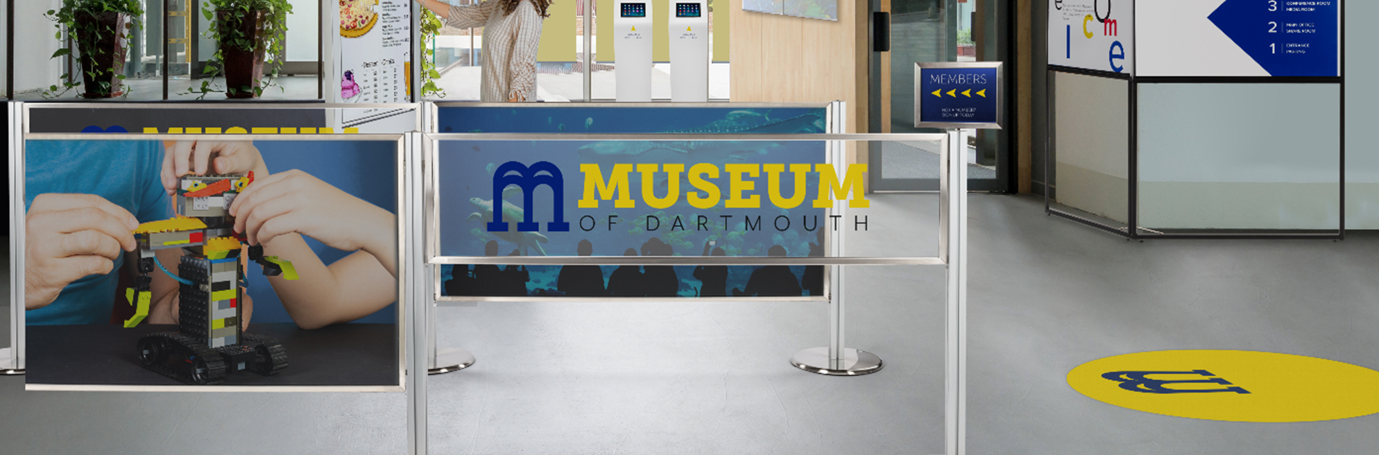 Custom Queue Solutions for Museums