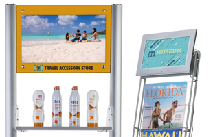 Merchandising Solutions with Digital Signage
