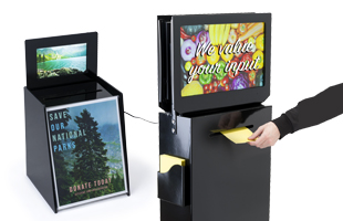 Digital Ballot Boxes