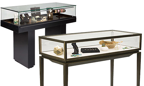 Museum Display Tables