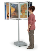 panel display systems