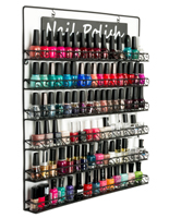 Hanging Nail Polish Rack