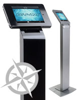 Navigator Series iPad Kiosks