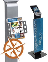 Navigator Plus Series Kiosks