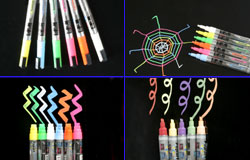 these markers are eye-popping colors for your next display.