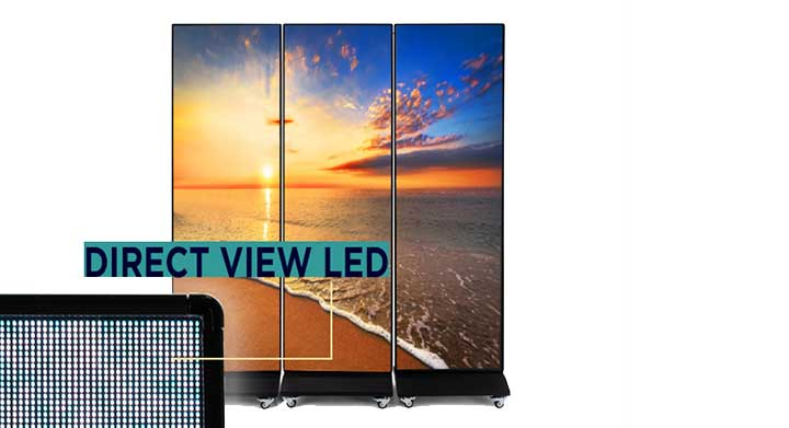 Digital LED Banner