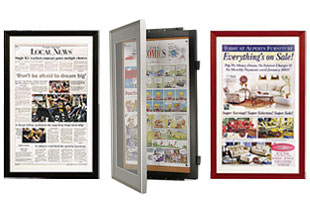 Newspaper Frames