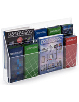 Countertop Lucite Brochure Holder