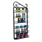 decorative nail polish rack for wall-mount