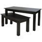 Black Nesting Tables for Retail Promotions