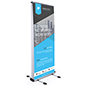 "Vinyl replacement graphic for ODRBN3379 (1) 33"" x 79"" banner"