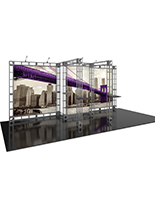 20ft Orbital Express Saturn exhibit truss trade show display