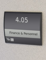 Office Door Signs Available In Many Different Sizes