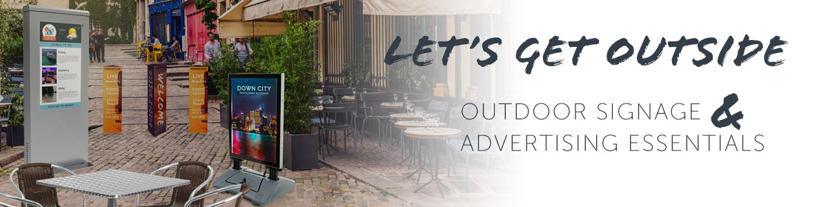 Let's Get Outside with Outdoor Essentials