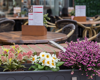 Ways to Protect Your Restaurant's Outdoor Patio from the Elements