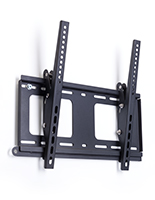 Swiveling outdoor tilt tv wall mount