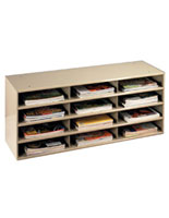 Metal Mail Sorter Box