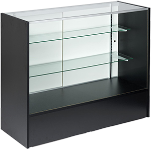 Display Case Made with Particle Board
