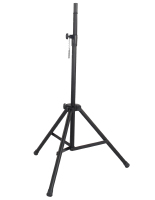 Indoor/outdoor heavy duty speaker tripod stand