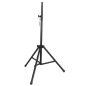 Telescoping heavy duty speaker tripod stand
