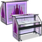 "Personalized Custom Graphic LED 62.75"" Portable Bar"