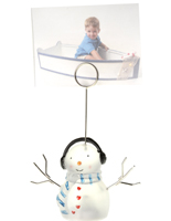 Holiday Placecard Memo Holder