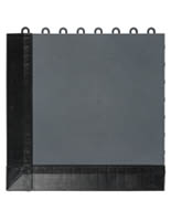 Grey Interlocking Plastic Tiles