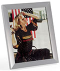 "8"" x 10"" Metal Picture Frames for Wall Mount Use"