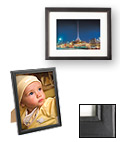 Picture Frames with Removable Mat