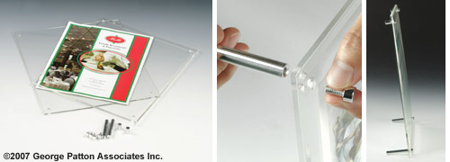 Clear Photo Holders