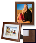 8.5x11 plastic photo frame
