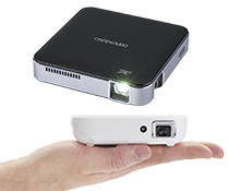 handheld digital projectors