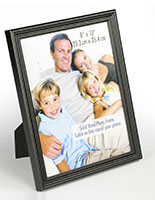Use these picture frames wholesale to frame a print or poster.