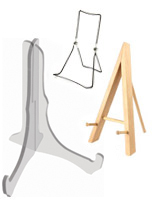 Picture Easels for Frames, Tablets, and iPads