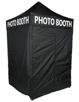 Photo Booth Tent, Pop Up