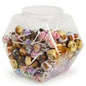 Plastic Candy Jar